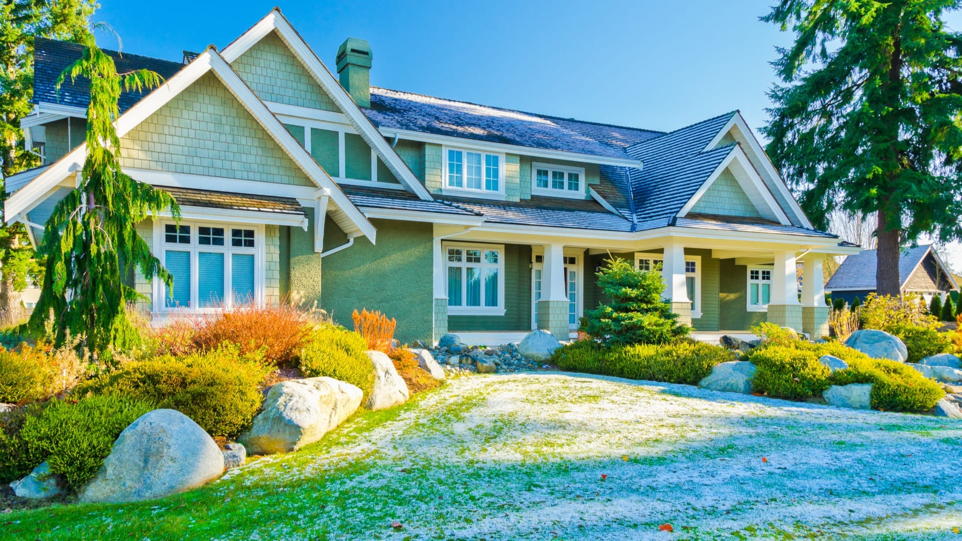 caring for your lawn during winter
